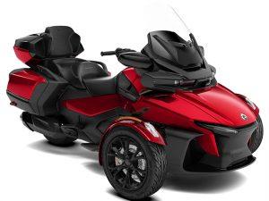 can-am SPYDER RT LTD 3 wheeler