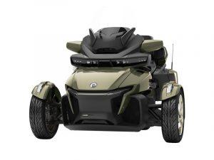 Can-Am SPYDER RT LTD 3 wheel trike