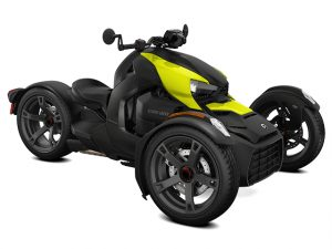 Can-Am Ryker 600 F1MB LAMS approved