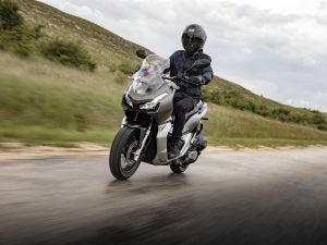 Honda ADV150 LAMS approved scooter