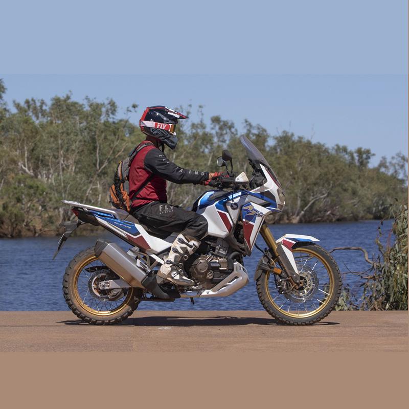 HONDA africa twin crf1100 adventure bike