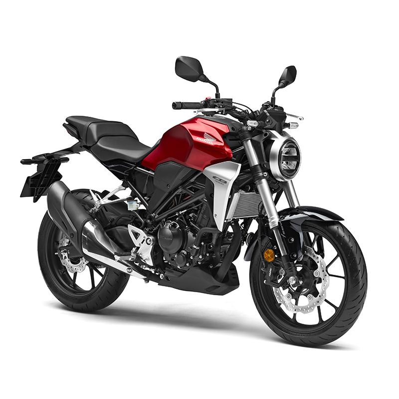 Honda CB300R LAMS approved road bike