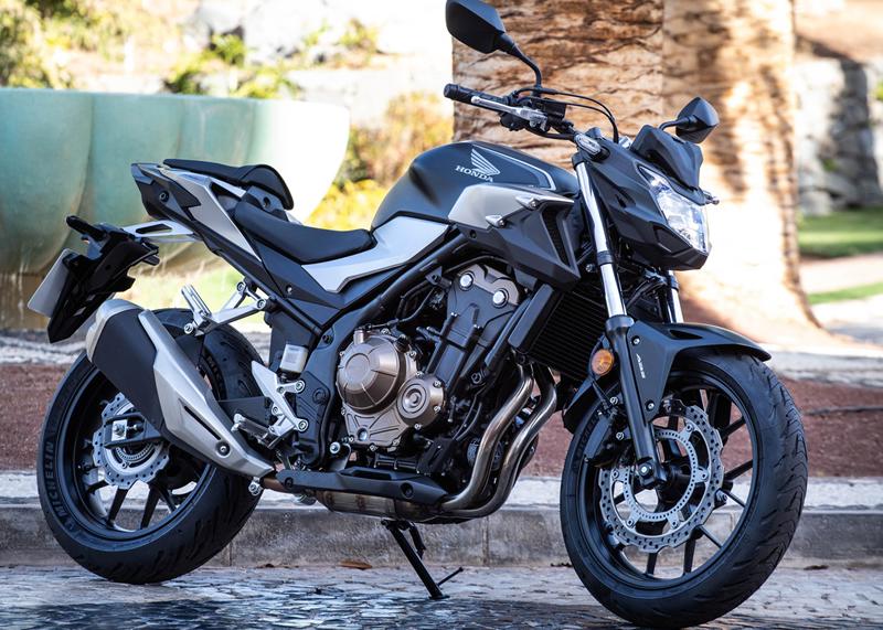 Honda CB500F AM LAMS Motorbike
