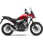 Honda CB500X LAMS approved road bike