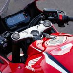 The honda CBR650RAM is LAMS approved.