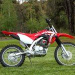 Honda CRF110FB off road motorcycle