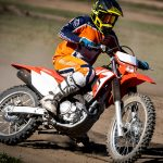 Honda CRF250FM Dirt Bike