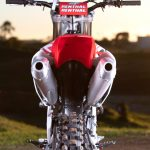 Honda CRF250RM Competition Bike