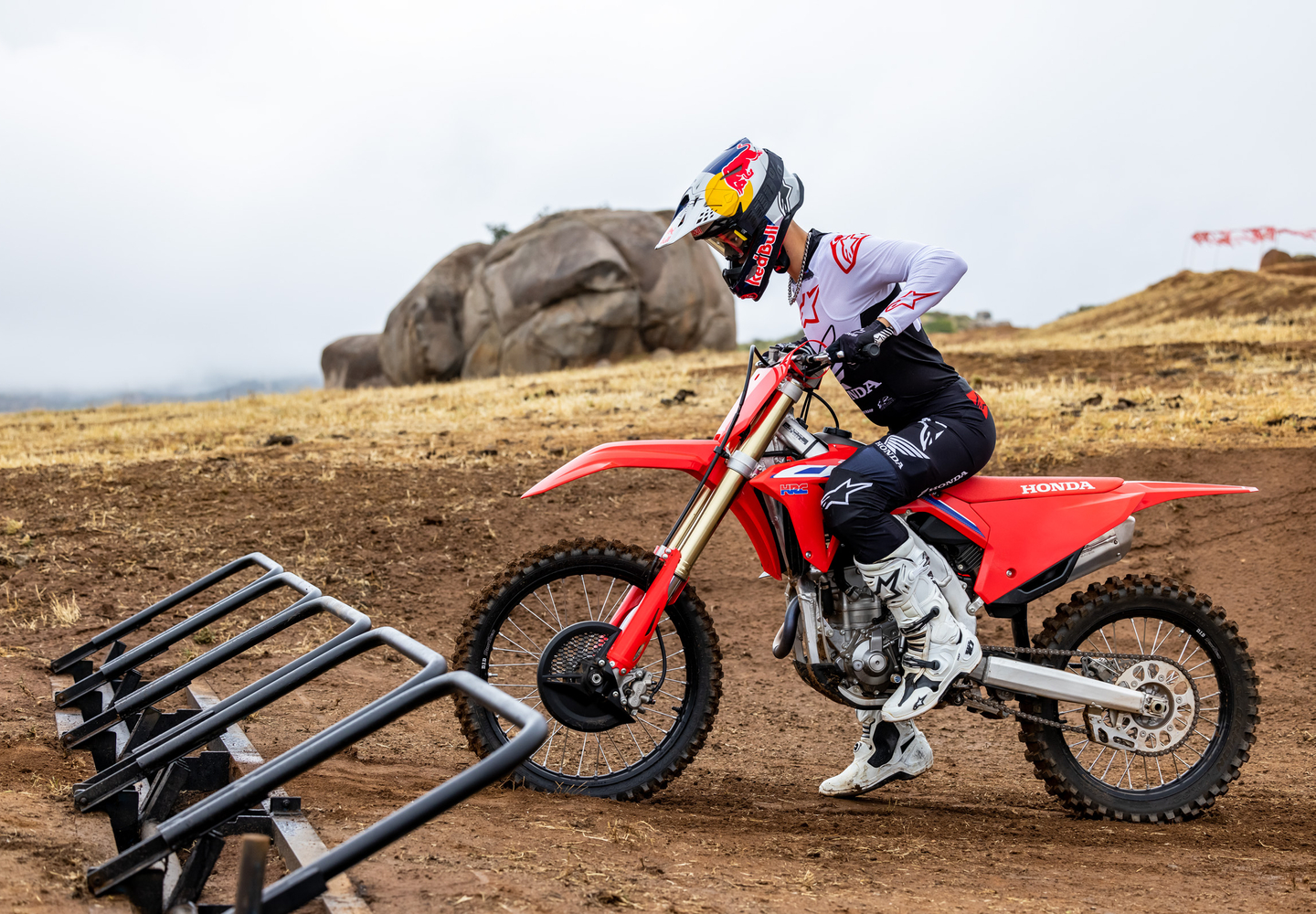 honda crf250r n competition off road