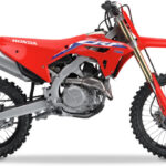 Honda CRF450R competition offroad