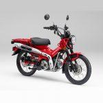 Honda CT125 M postie bike.