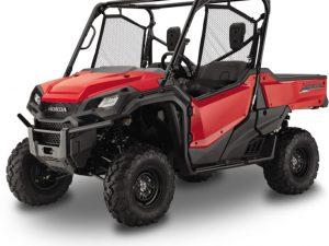 Honda PIONEER 1000 3PM side x side