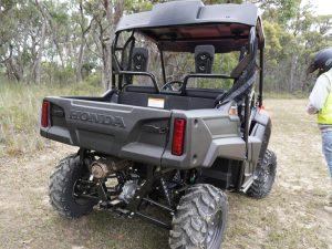 Honda PIONEER 700 2PM side x side