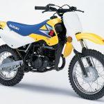 Suzuki JR80K6 junior dirt bike