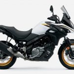 Suzuki DL650XAM1 VSTROM adventure bike