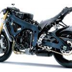 Suzuki GSXR750 M1 sports bike