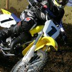 Suzuki RM85RL M1 motocross bike