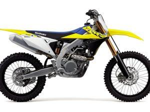 Suzuki RM-Z450R M1 motocross