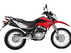 Honda XR150LEK