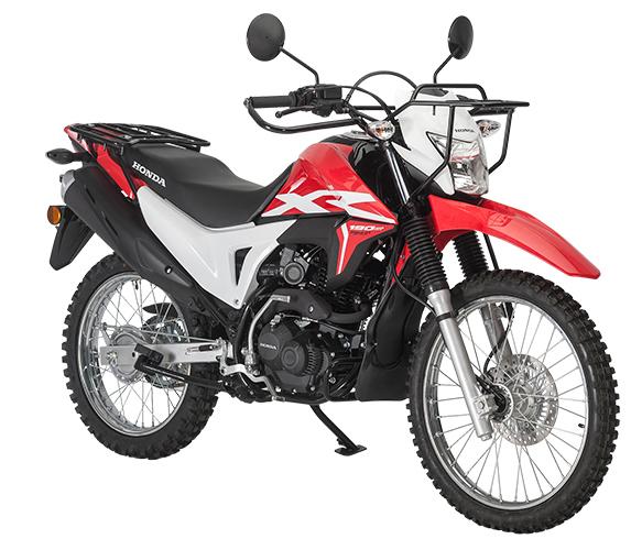 Honda XR190CT LAMS approved