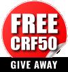Free Honda CRF50 give away.