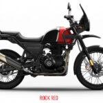 Royal Enfield Himalayan 410cc E5 mid Euro5 Lams