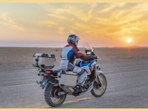 Honda CRF1100 A2L Africa Twin Adventure Bike