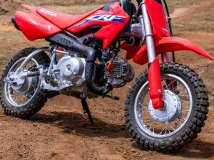 Honda CRF50F N kids fun bike