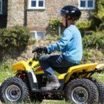 Suzuki LTZ50 m2 quadsport junior quadbike
